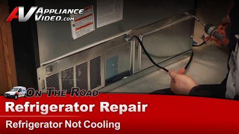 refrigerator repair  cooling repair diagnostic whirlpool maytag sears abbweb