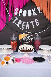 Bright, And, Colorful, Halloween, Party, Ideas
