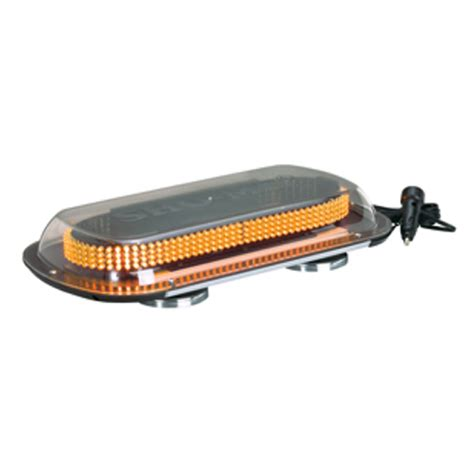 sho me low profile led mini light bar magnetic in or