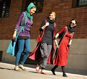 #Fashion: #Iran Moves Forward, the Silent Revolution for ...