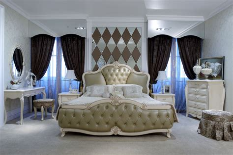 glamour bedroom design ideas  house decoration ideas