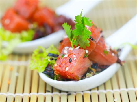 how to prepare tuna 3 ways to cook ahi tuna wikihow