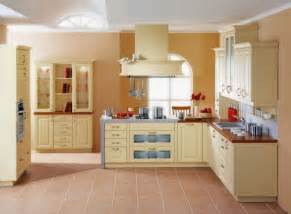 ideas for painting kitchen cabinets yellow paint color ideas for modern kitchen with oak cabinets cdhoye com