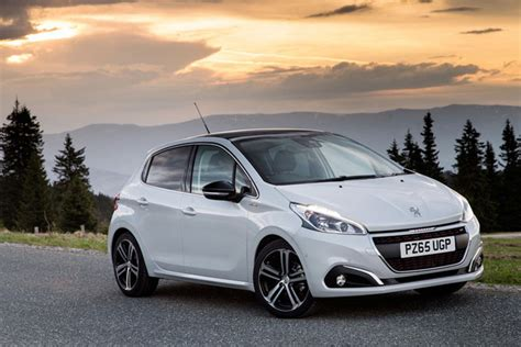 peugeot big cars 5 of the best small cars with big boots