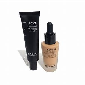 algenist color correcting foundation
