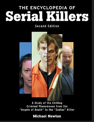 encyclopedia  serial killers facts  file crime