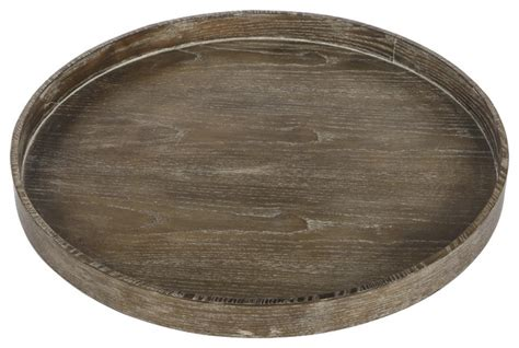 tray brown rustic serving trays by fantastic decor llc