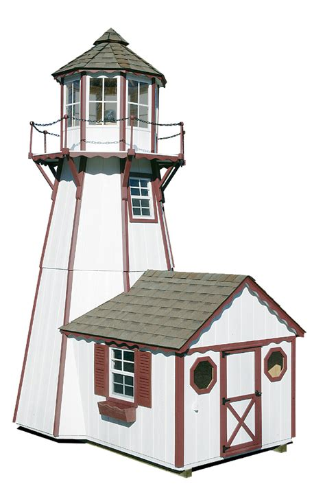 lighthouse playhouse plans  woodworking