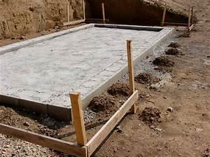 Dosage Beton Terrasse : comment faire dalle beton pour garage dalle beton ~ Premium-room.com Idées de Décoration