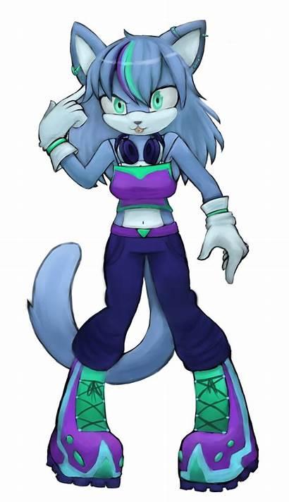 Sonic Characters Cat Fan Hedgehog Character Worm