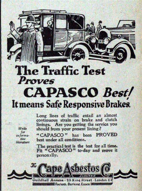 cape asbestos  graces guide