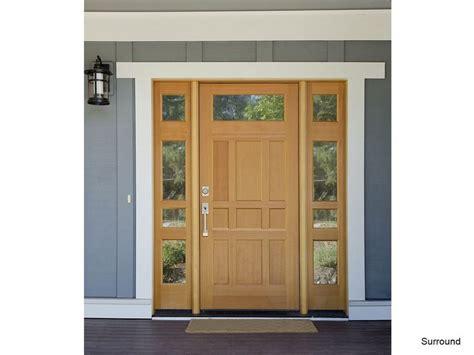 Simple Front Door Surround