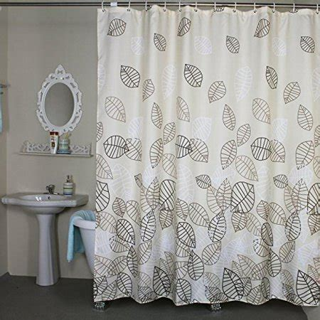 108 inch shower curtain wide shower curtain 108 x 78 inches by welwo