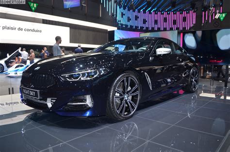 Bmw M850i Night Sky With Meteorite Parts