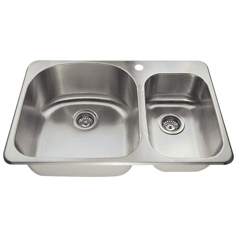 pegasus kitchen sinks model 3121 mr direct drop in stainless steel 32 in 1