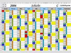 Schichtkalender