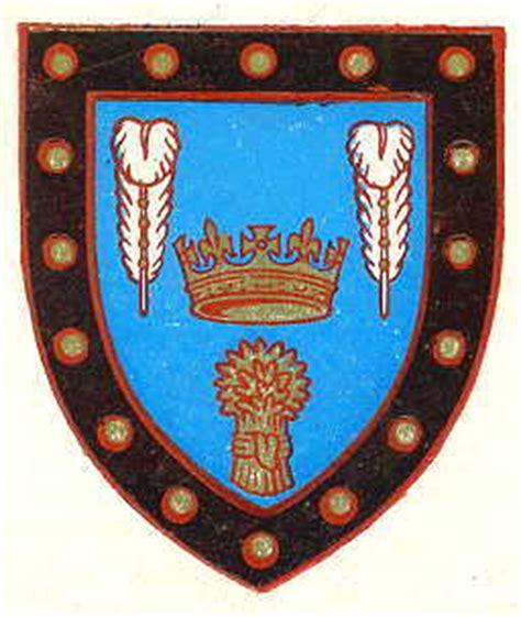 evesham coat  arms crest  evesham