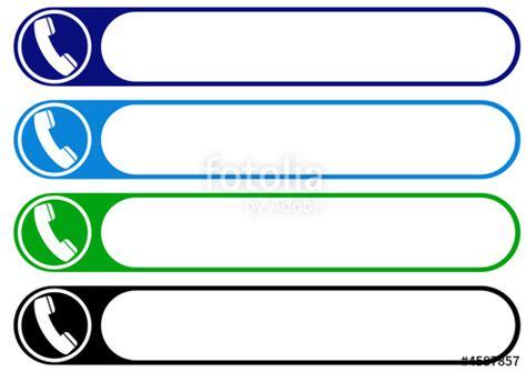 quot cartouche de num 233 ro de t 233 l 233 phone quot fichier vectoriel libre de droits sur la banque d images