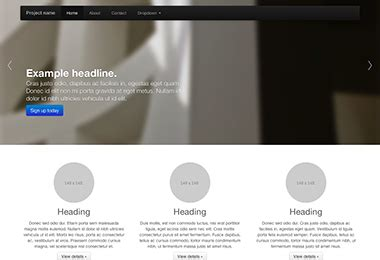 bootstrap carousel template getting 183 bootstrap 样式的bootstrap