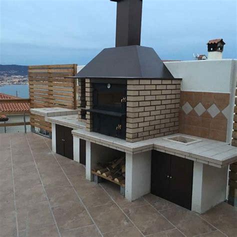 Cucine In Muratura Per Esterni by Cucina In Muratura Per Esterni Con Barbecue Home Interior