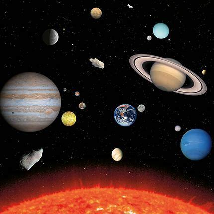 le de bureau solaire le système solaire espace des sciences