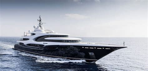 Yacht Barbara by Barbara Yacht Charter Price Oceanco Luxury Yacht Charter