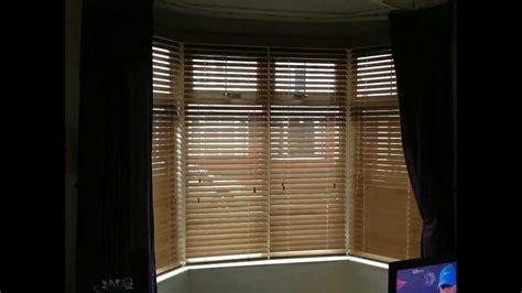 bay window blinds youtube