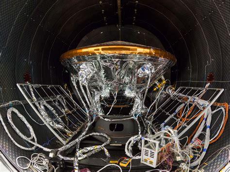 NASA spacecraft eyes remains of ESA's Schiaparelli lander ...