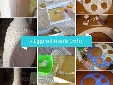 eggshell mosaic craft tutorials     kids today