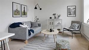 deco salon epure idees de decoration capreolus With idee couleur mur salon 1 1001 conseils et idees pour amenager un salon blanc et beige