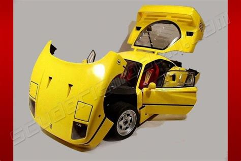 It celebrated its 30th anniversary last july 21, 2017. Mattel / Hot Wheels 1987 Ferrari Ferrari F40 - YELLOW - Yellow