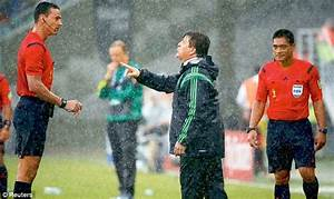 Mexico boss Miguel Herrera sets sights on World Cup hosts ...