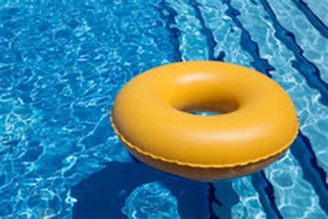 Blue Inner Tube Stock Photo Image Of Empty, Holiday