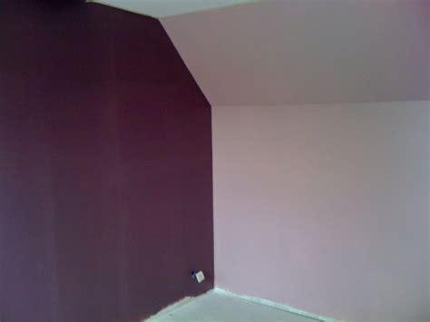 peinture prune chambre du nouveau de revedenotrefamille