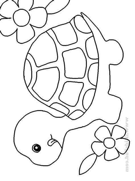Animal Babies Coloring Pages Coloring Home