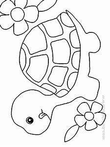 Cute Baby Animal Coloring Pages To Print - AZ Coloring Pages
