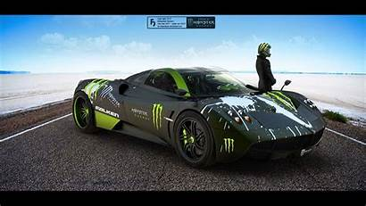 Monster Energy Wallpapers Monsters Coast West Cars