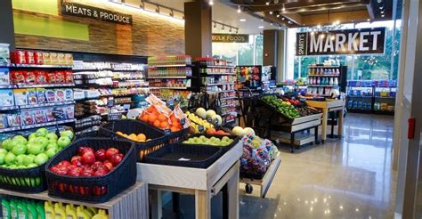 Michigan State opens urban-style grocery store | Food ...