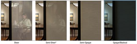 Semi Opaque Blinds by Sheer Blinds Blackout Shades Bonita Springs Naples Fl