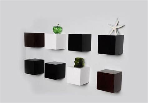 cube  rectangular shelving home design lover