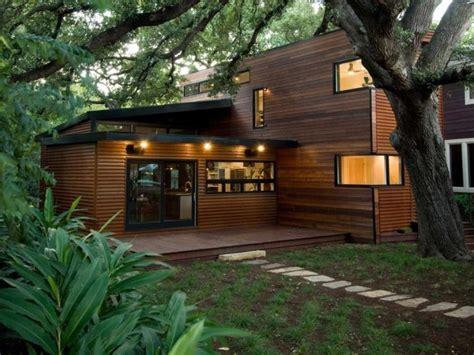 modern minimalist wooden house design  ideas