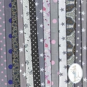 Tissu Exterieur Pas Cher : lot tissus patchwork pas cher taupe 20x20 cm ~ Dailycaller-alerts.com Idées de Décoration