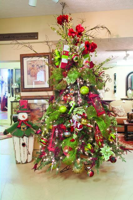 tree decorating services traditional christmas trees