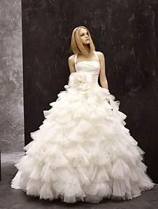 wedding dresses vera wang hairstyles and fashion With wang wedding dress