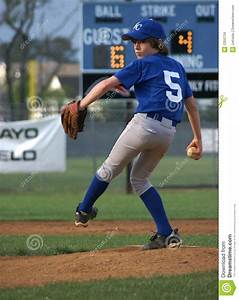 Pitcher Windup 3 Stock Images - Image: 2350734