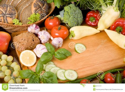 composition cuisine composition of food stock image image 9111111
