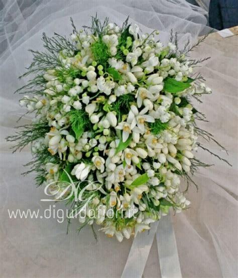 bouquet sposa fiori d arancio bouquet da sposa con fiori d arancio e mughetti fiorista