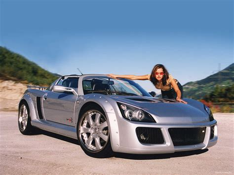 Sport Car And Girl Desktop Wallpaper, Pictures Sport Car