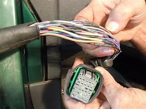 97 Crv Door Harness Wires Breaking As Usual
