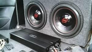 2 Dd Audio 12s On Dd M3b Amp